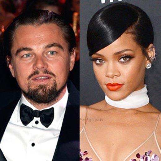 Thực hư chuyện Rihanna hẹn hò cùng Leonardo Dicaprio
