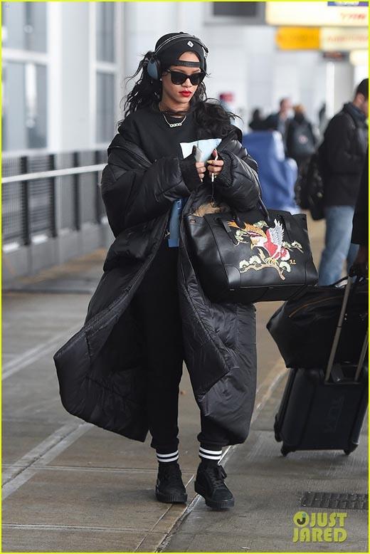 Những hình ảnh mới nhất của Rihanna