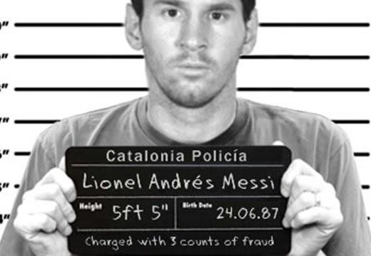 NÓNG: Messi sắp sang Mỹ ngồi tù?
