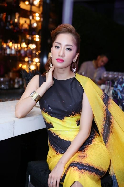Nghi án giám khảo Khánh Thy đã có thai 5 tháng - Tin sao Viet - Tin tuc sao Viet - Scandal sao Viet - Tin tuc cua Sao - Tin cua Sao