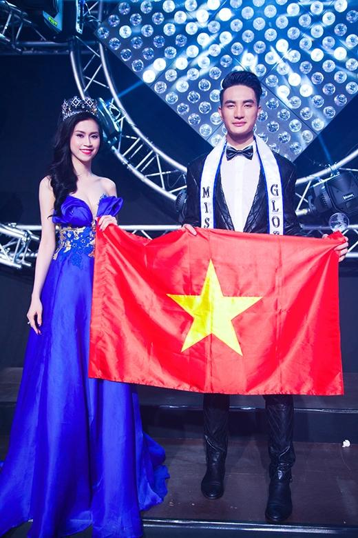 Thu Vũ vẫn ủng hộ Nguyễn Văn Sơn mặc nguồn tranh luận thời gian gần đây về việc thi chui của Nam Vương.