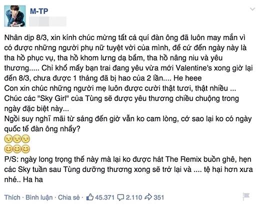 """Sơn Tùng M-TP và những lần bỏ show """"ngoài ý muốn"""" - Tin sao Viet - Tin tuc sao Viet - Scandal sao Viet - Tin tuc cua Sao - Tin cua Sao"""