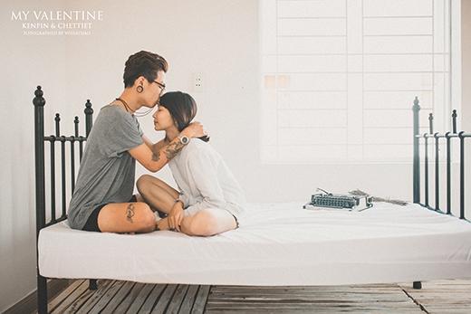 Những khoảnh khắc ngọt ngào của cặp đôi khiến dân mạng ghen tị
