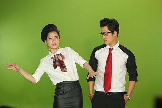 Sự chuyên nghiệp của tiếp viên hàng không Chi Pu hứa hẹn sẽ mang đến cho khán giả những giây phút giải trí tuyệt vời.