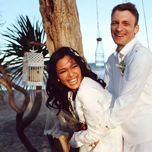 Ảnh cưới của Phương Vy và Trace. - Tin sao Viet - Tin tuc sao Viet - Scandal sao Viet - Tin tuc cua Sao - Tin cua Sao