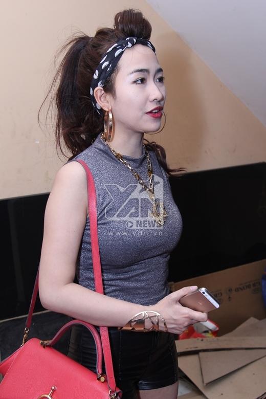 Kể từ đầu cuộc thi đến giờ, Trang Moon là nữ DJ được nhiều khán giả yêu mến vì tài năng cũng như vẻ ngoài xinh đẹp của mình.