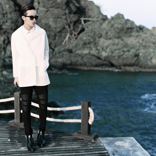Kelbin: Tôi từng cảm thấy xa lạ khi đứng cạnh Thu Minh và Hồ Ngọc Hà