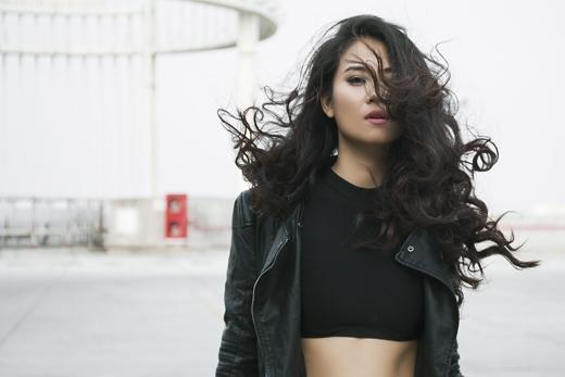 Vẻ đẹp hiện đại đầy cá tính của Hoa hậu biển Vân Anh - Tin sao Viet - Tin tuc sao Viet - Scandal sao Viet - Tin tuc cua Sao - Tin cua Sao