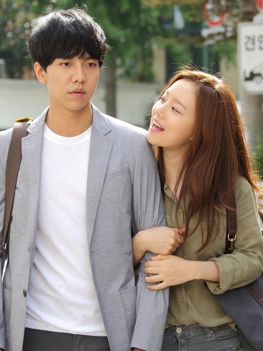Lee Seung Gi trong phim điện ảnh mới nhất Today's Love