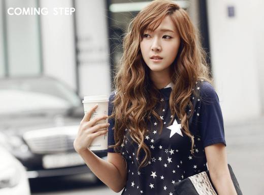 Jessica chính thức bước đi trên con đường riêng