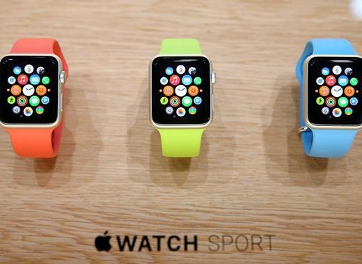 Tròn mắt với loạt sản phẩm đỉnh cao Apple vừa cho ra mắt