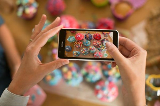 Sony Xperia™ E4 Dual  - smartphone dáng đẹp, giá mềm chính thức lên kệ