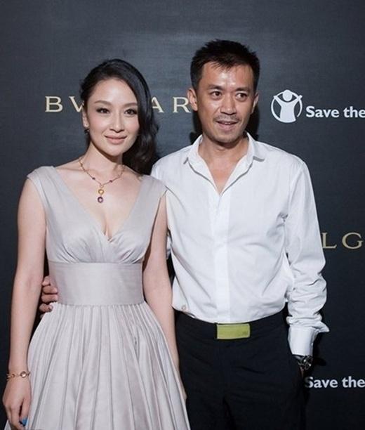 Vương Học Binh và vợ cũ chia tay vì ma túy