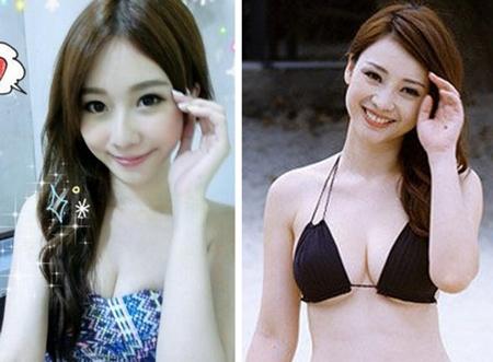 Những nữ sinh xinh đẹp gây chú ý vì cực giống người nổi tiếng