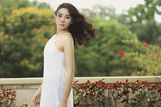 Hoa hậu Kỳ Duyên khoe vẻ đẹp tinh khôi đập tan mọi thành kiến về nhan sắc - Tin sao Viet - Tin tuc sao Viet - Scandal sao Viet - Tin tuc cua Sao - Tin cua Sao