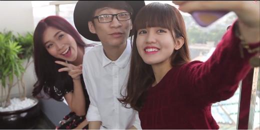 Xu hướng selfie trong năm 2015