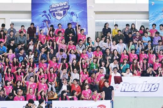 Revive VUG - Sân chơi lớn nhất dành cho sinh viên chính thức trở lại