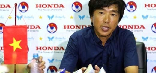 Phương pháp huấn luyện sốc của HLV Miura dành cho U23 Việt Nam
