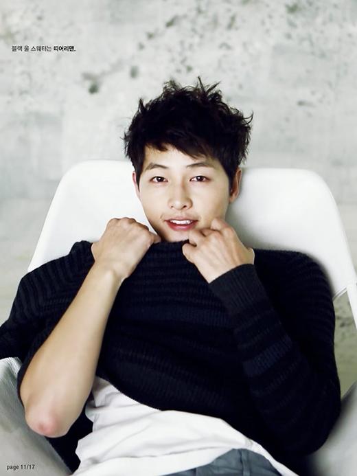 Song Joong Ki đã nhận lời tham gia dự án truyền hình dù đang trong quân đội