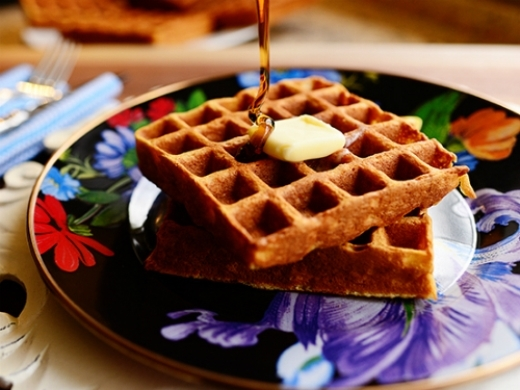 Tự tay làm bữa sáng ngon lành với bánh tổ ong vàng giòn