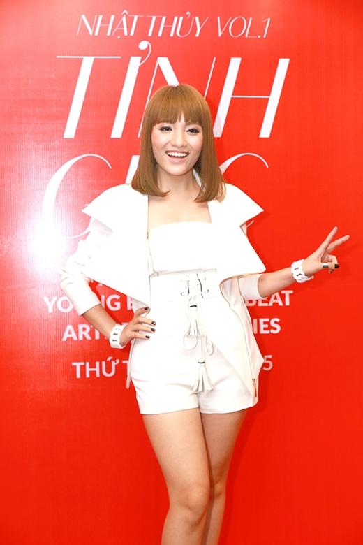 Album gồm những bài hát đã đưa Nhật Thủy đến với khán giả.