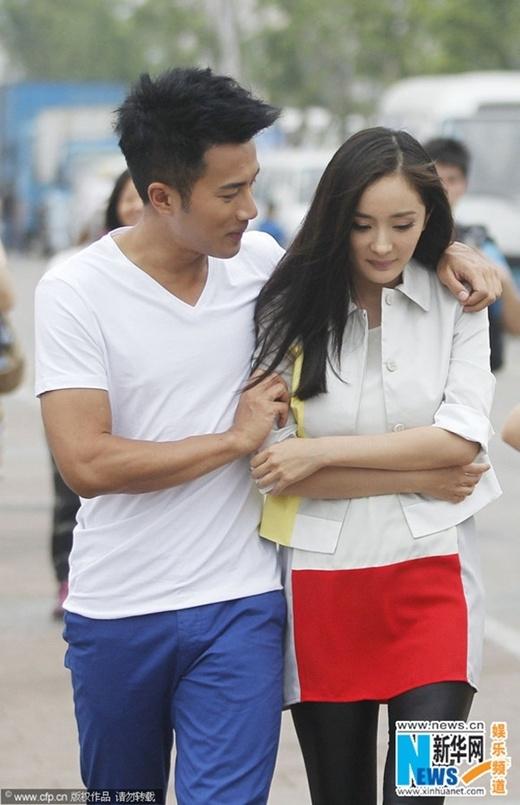 Ảnh con gái Dương Mịch bất ngờ gây sốt trên mạng