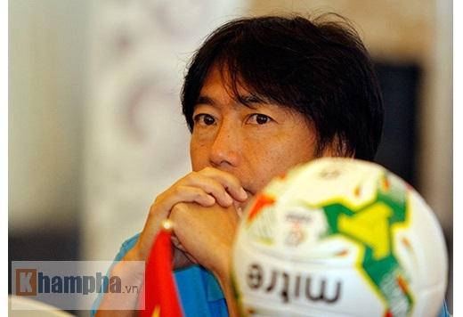 HLV Miura khẳng định nội bộ U23 Việt Nam không có gì bất ổn – Ảnh: Tuấn Hữu