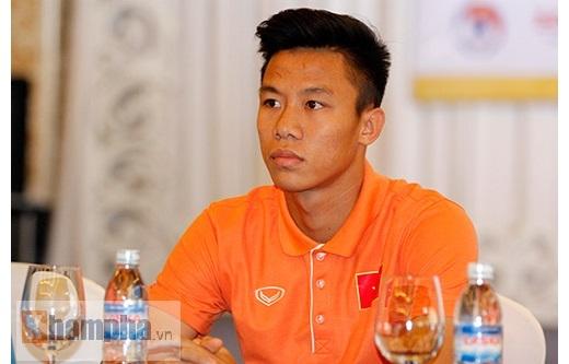 Quế Ngọc Hải cũng khẳng định không có ai bị cô lập ở U23 Việt Nam – Ảnh: Tuấn Hữu