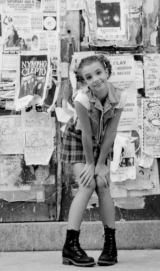 Xuýt xoa với vẻ đẹp tuổi 13 của Britney Spears