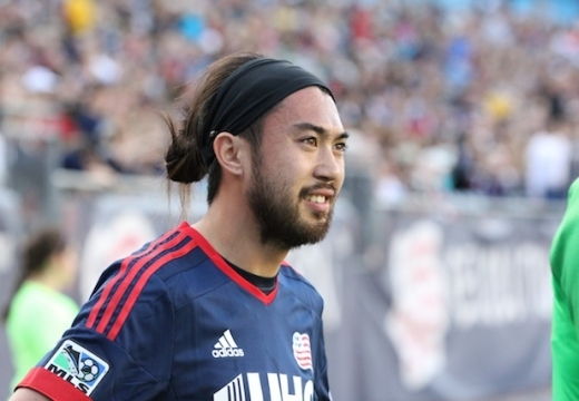 Lee Nguyễn khoe chiến tích lọt vào Đội hình Tiêu biểu MLS 2014