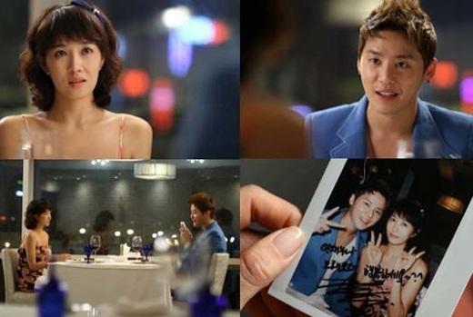 Tận dụng việc Junsu (JYJ) góp giọng trong nhạc phim, đạo diễn Scent Of Woman cũng ngỏ lời mời nam ca sĩ vào vai cameo. Do yêu thích kịch bản nên Junsu nhanh chóng gật đầu đồng ý diễn xuất cực ăn ý bên cạnh đàn chị Kim Sun Ah.