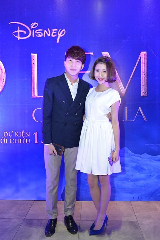 Bê Trần - Quỳnh Anh Shyn trông như hoàng tử và công chúa
