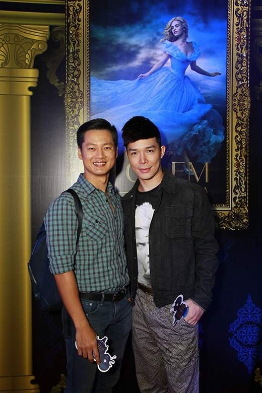 Đức Tuấn và Nathan Lee