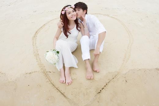 Ảnh cưới lãng mạn tuyệt đẹp của Đinh Ứng Phi Trường - Tin sao Viet - Tin tuc sao Viet - Scandal sao Viet - Tin tuc cua Sao - Tin cua Sao