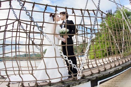 Tình yêu của cặp đôi hòa vào cùng thiên nhiên nơi đây. - Tin sao Viet - Tin tuc sao Viet - Scandal sao Viet - Tin tuc cua Sao - Tin cua Sao