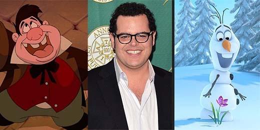 Olaf sẽ sánh vai cùng Emma, Dan Stevens, Luke Evans trong bộ phim mới toanh của hãng Disney