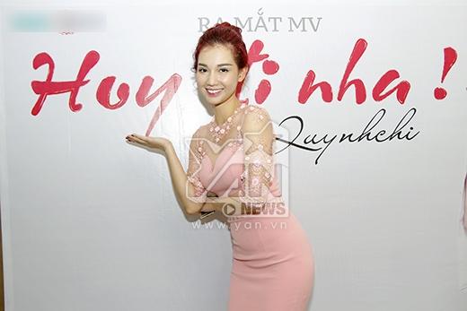 Quỳnh Chi: Tôi không muốn có giọng hát chuyên nghiệp