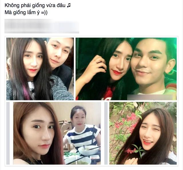 Xôn xao vì phiên bản con gái của Sơn Tùng M-TP