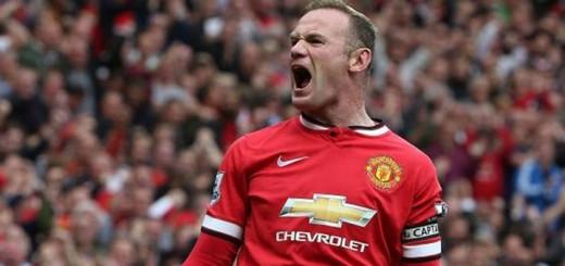 2. Wayne Rooney – 39,6 triệu bảng.