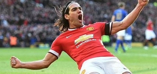 3. Radamel Falcao – 39,6 triệu bảng.