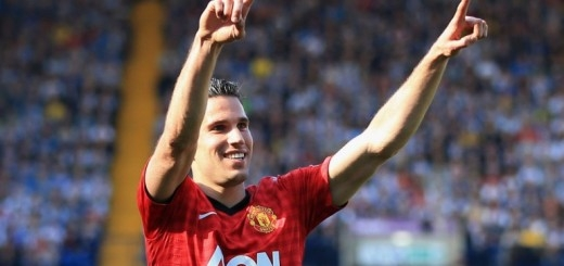 5. Robin van Persie – 22 triệu bảng.