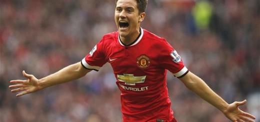 7. Ander Herrera – 22 triệu bảng.