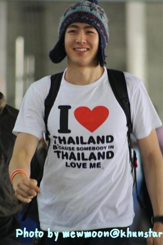 Những sao Thái khiến Kpop điêu đứng