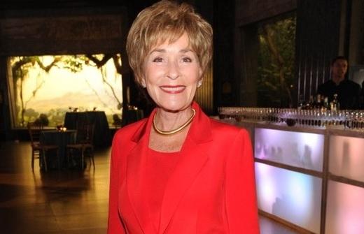 Judy Sheindlin, chủ nhân của show truyền hình Jude Judy (Thẩm phán Judy)