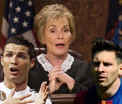 Lương của cả Ronaldo và Messi cộng lại vẫn thua nữ thẩm phán về hưu 72 tuổi Judy