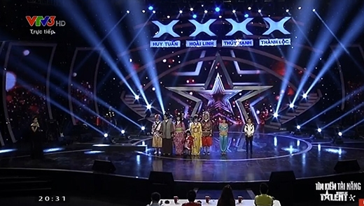 Lộ diện gương mặt cuối cùng vào Chung kết Vietnam's Got Talent