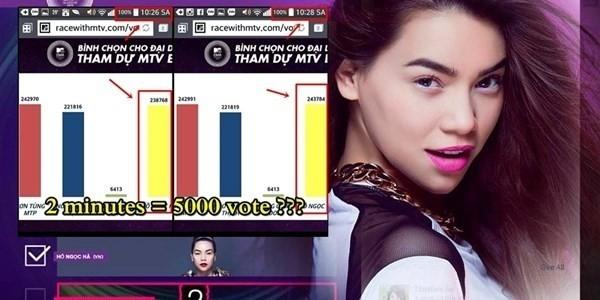 Vpop: 4 cuộc thi gây tranh cãi vì lượt bình chọn khó hiểu - Tin sao Viet - Tin tuc sao Viet - Scandal sao Viet - Tin tuc cua Sao - Tin cua Sao