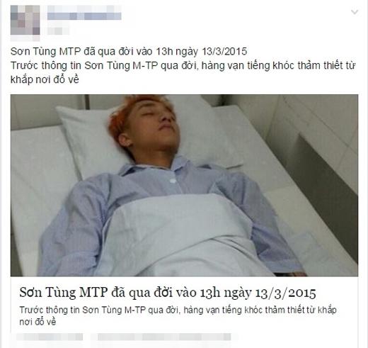 Các sao Việt khốn đốn với tin đồn qua đời - Tin sao Viet - Tin tuc sao Viet - Scandal sao Viet - Tin tuc cua Sao - Tin cua Sao