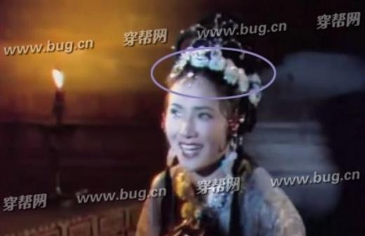 Những sạn phim khó hiểu của siêu phẩm Tây Du Ký, Hoàn Châu Cách Cách