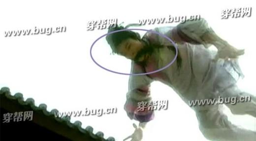 Diễn viên nam đóng thế cho Tiểu Yến Tử thỉnh thoảng lộ mặt